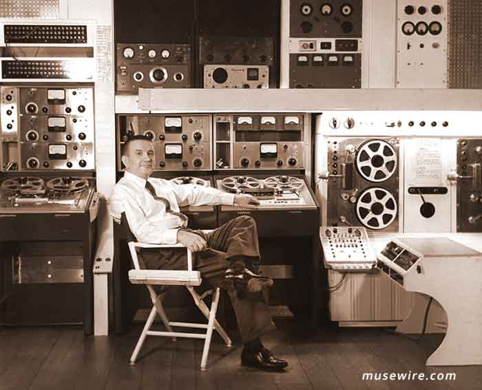 music pioneer Raymond Scott