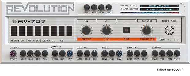 Revolution RV-707