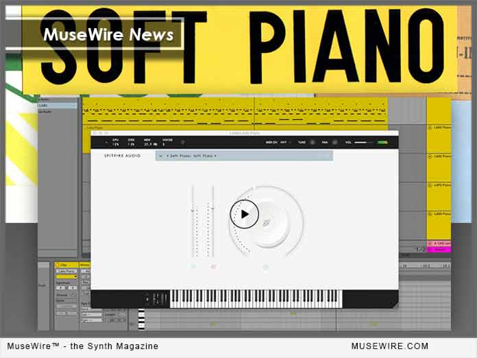 Spitfire LABS Soft Piano