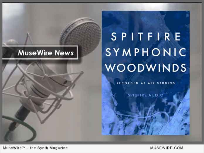 Spitfire Symphonic Woodwinds Expansion Pack