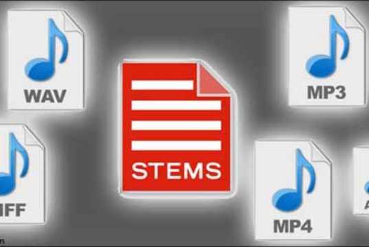 STEMS Audio Format