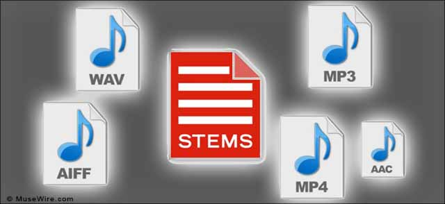STEMS Audio Format