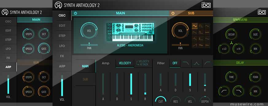 UVI releases Synth Anthology 2