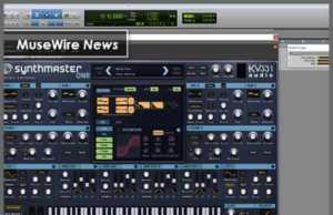 KV331 Audio Updates SynthMaster One