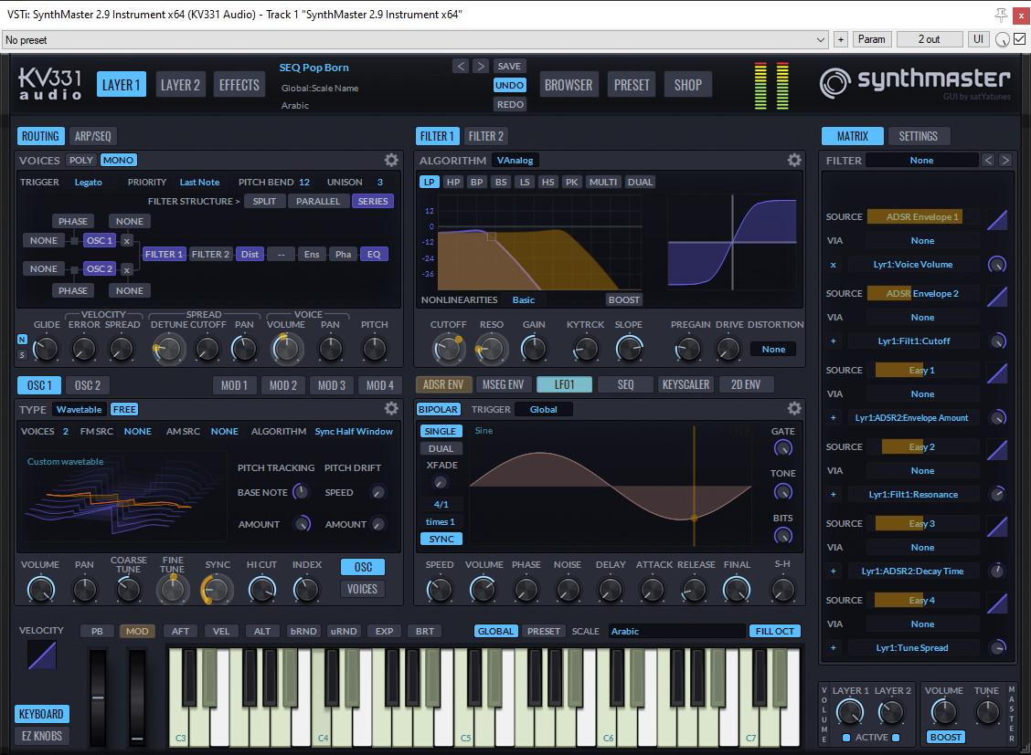 SynthMaster v2.9.9