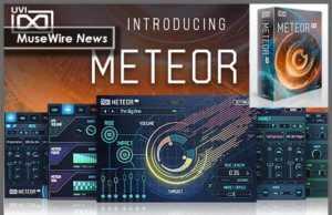 UVI METEOR Virtual Instrument