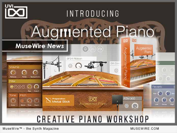 UVI announces Augmented Piano