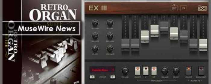 UVI Retro Organ Suitev1.5