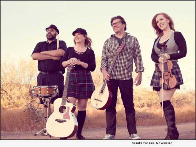 Kilted Spirit Band - Arizona