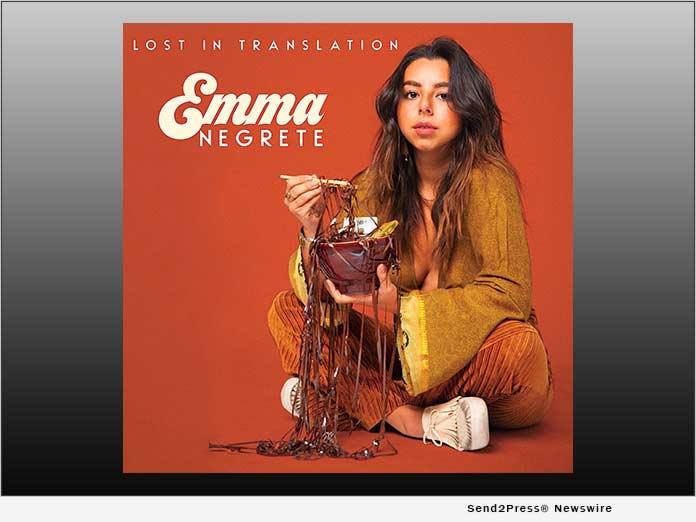 Emma Negrete 'LOST IN TRANSLATION'