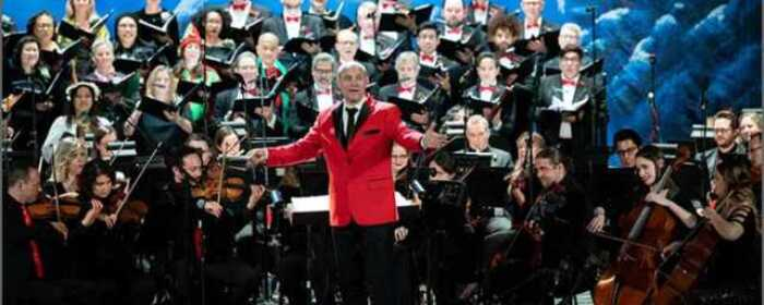 Golden State Pops Orchestra and Maestro Fox in Holiday Pops Spectacular 2019