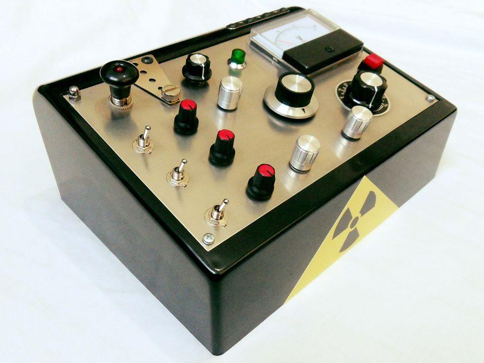 ResonanceCircuits Geiger Lab