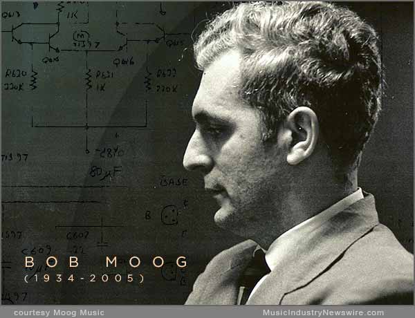 Bob Moog Inducted Into Inventors Hall of Fame