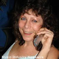 Shari Verona, songwriter/producer in Los Angeles.