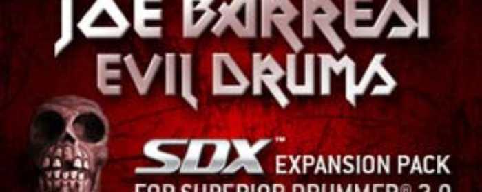 SDX Evil Drums