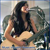 songwriter Zee Avi
