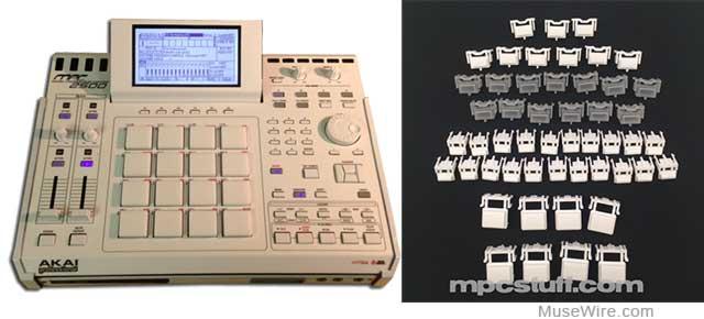 MPCstuff announces white-out kits