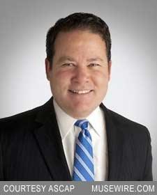 Paul Rourke of ASCAP