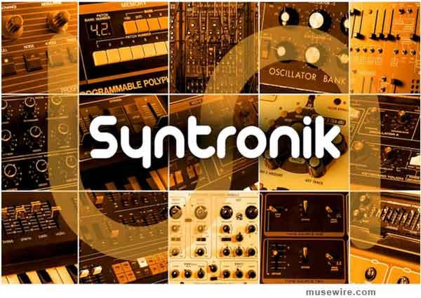 Syntronik from IK Multimedia