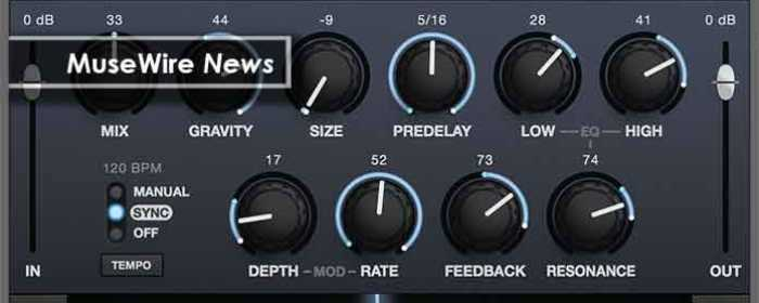 Eventide Blackhole Reverb for NKS