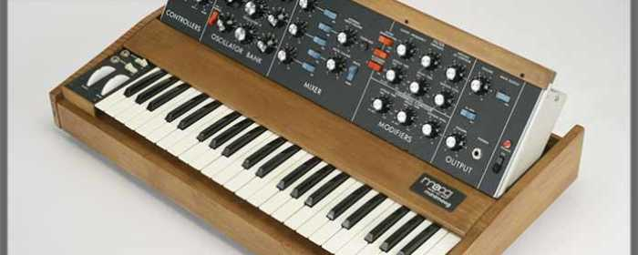 Bob Moog Foundation - Mini Moog raffle