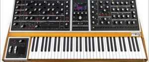 MOOG ONE Analog Synthesizer