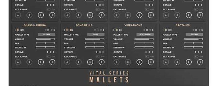 Vir2 Vital Series Mallets